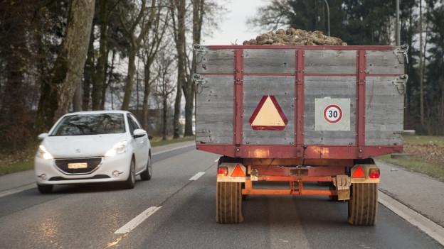 Thurgauer Zuckerrüben-Bauern haben Transportgenossenschaft gegründet.