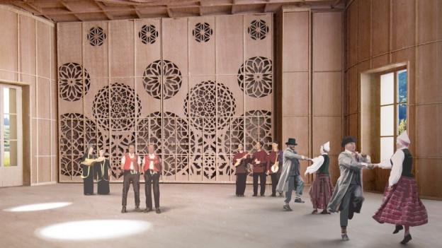 Von der Idee zum Projekt Klanghaus