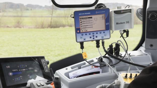 Schweizweit arbeiten rund 1000 Forscher für Agroscope.