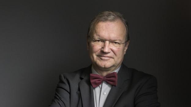Porträt Claude Longchamp