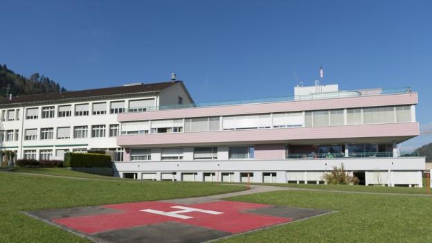 Spital Wattwil - Diskussion rund um Spitalpolitik im Kantonsrat.