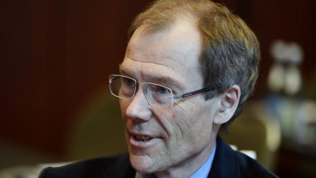 HSG steht zu ihrem Professor Johannes Rüegg-Stürm.
