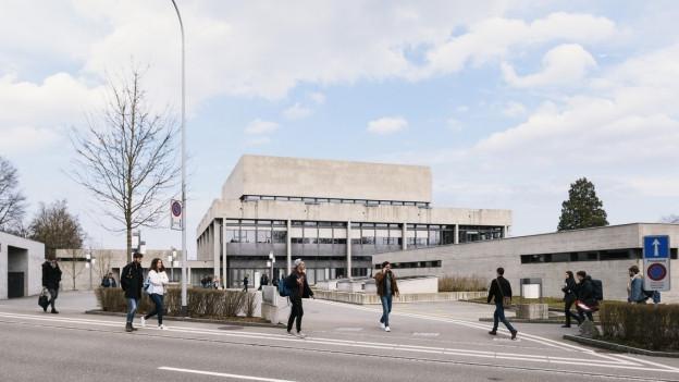 Uni St.Gallen: Untersuchungen wegen Spesenbezügen