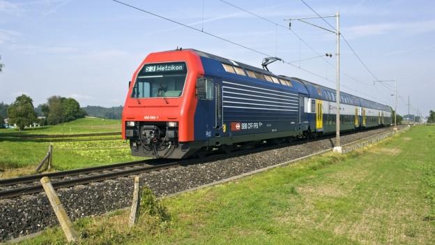 Das S-Bahn-Angebot im Linthgebiet soll verbessert werden. Gestritten wird über das Wie?