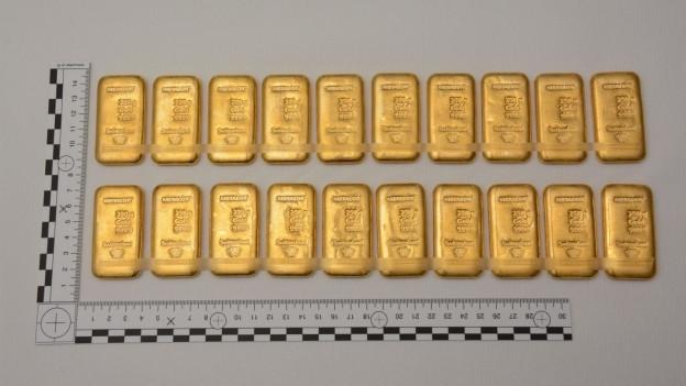 20 Goldabarren