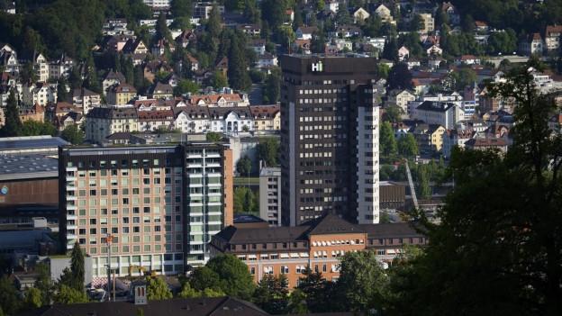 Voraussichtlich bis 2020 keine Spitalschliessungen im Kanton St. Gallen