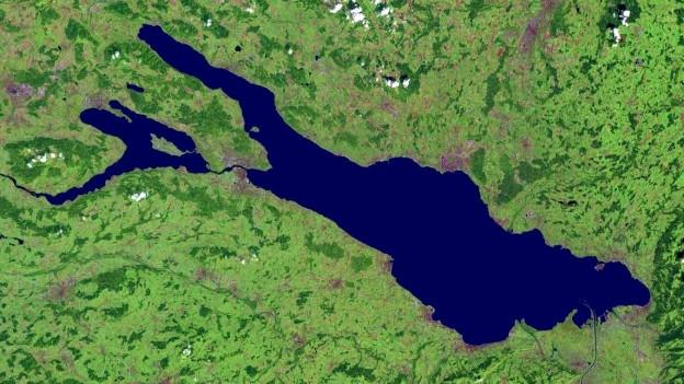 Der Wirtschftsraum Bodensee.