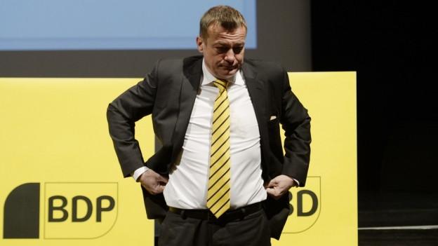Martin Landolt gibt Parteispitze 2020 ab.