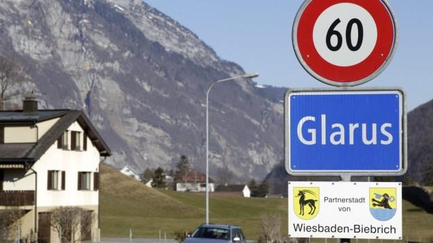 In Glarus gilt seit heute auch ein Feuerwerksverbot.