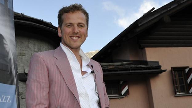 Christian Jenny will Gemeindepräsident von St. Moritz werden