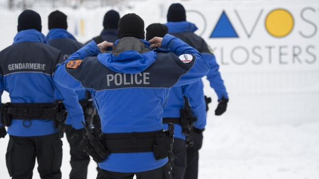WEF: Regierungsrat entschuldigt sich für Verhaftung