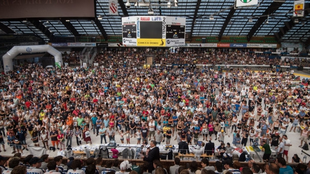 Der HC Ambri-Piotta soll im Oktober mit dem Bau der neuen Eishalle beginnen können.