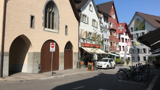 Arbon entscheidet über Wiederbelebung der Altstadt