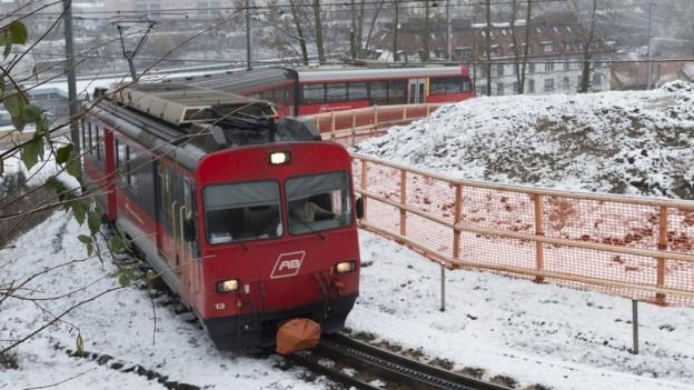Digitalisiertes Stellwerk - Testbetrieb bei Appenzeller Bahnen.