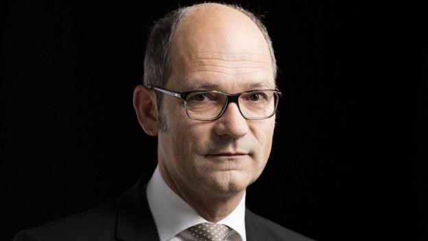 Porträt von Daniel Fässler.