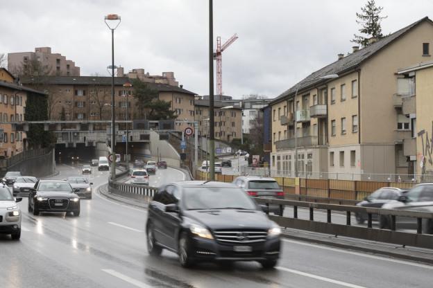 Seilziehen um Strassenprojekte