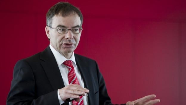 Thomas Bieger, HSG-Rektor