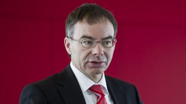 Steht unter Druck: HSG-Rektor Thomas Bieger