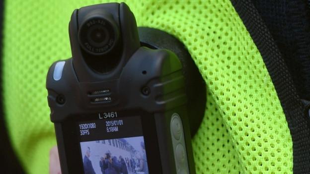 Vorstoss für Bodycams