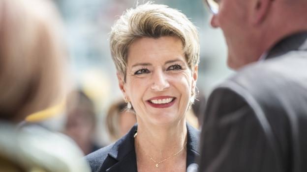 Karin Keller-Sutter, Ständerätin FDP SG