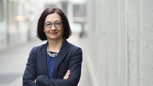 Yvonne Gilli verlort 2015 ihren Sitz im Nationalrat.