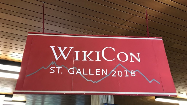 Wikicon St. Gallen