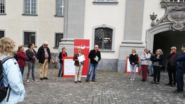 In einem offenen Brief kritisieren Mitarbeitende des Kantons das «Neue Lohnsystem» (NeLo). Es sei nicht transparent.