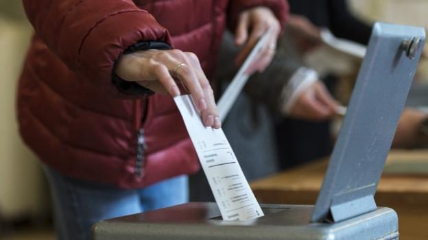 Dichter Abstimmungskalender im Kanton St. Gallen