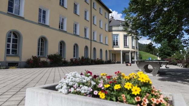 Im Sommer 2015 stand das Hochalpine Institut in Ftan vor der Schliessung.