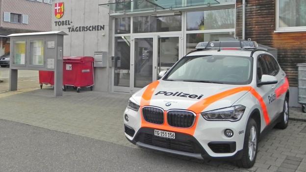 Polizeiposten in Tobel