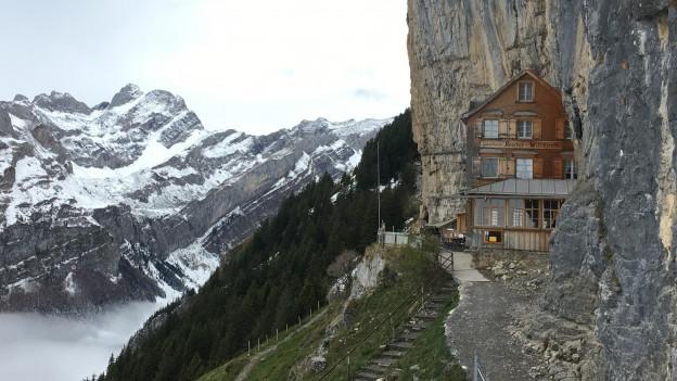 Bergrestaurant Äscher