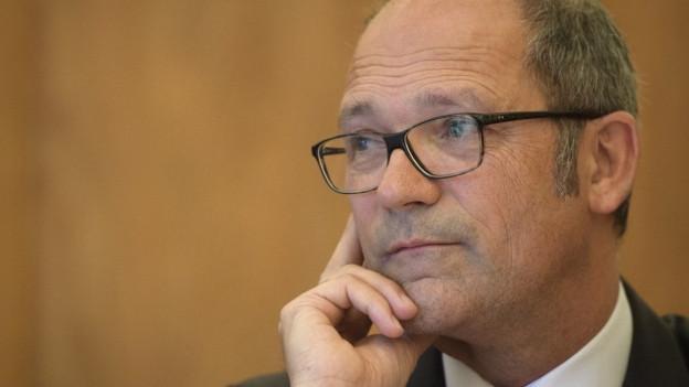 Tritt aus der Regierung zurück: Daniel Fässler.