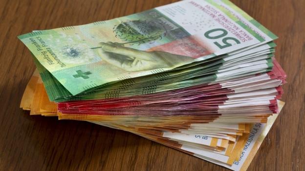 Einmal mehr ging es bei der Debatte im Grossen Rat um Geld.
