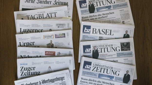 Zeitungsbund von CH Media