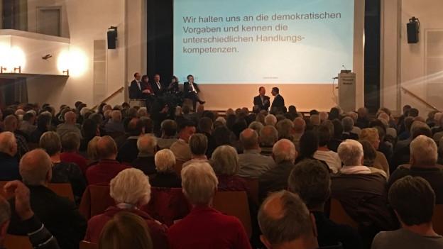 Das Spital Wattwil schreibt Verlust - in diesem Jahr 6 Millionen Franken.