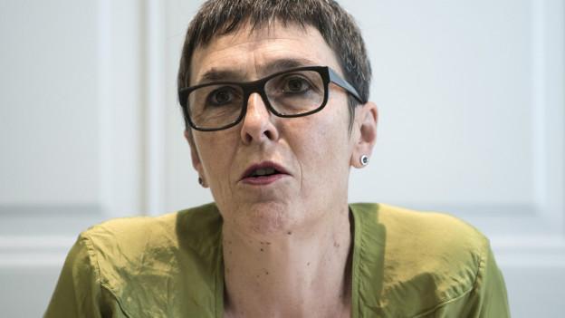 Barbara Gysi wird nicht Nachfolgerin von Paul Rechsteiner