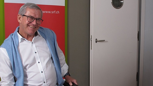 GL Alt-Regierungsrat Röbi Marti: Säged Si wie läbed Si