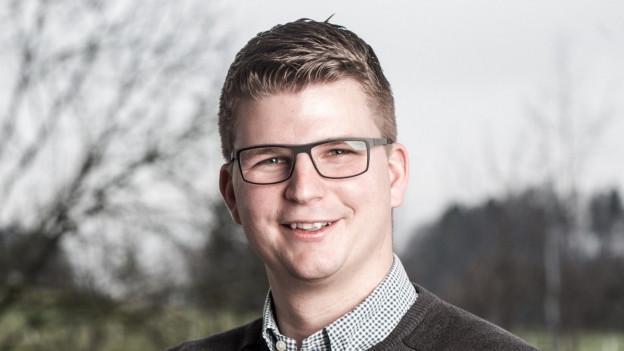 Mike Egger soll Ständeratssitz für SVP holen