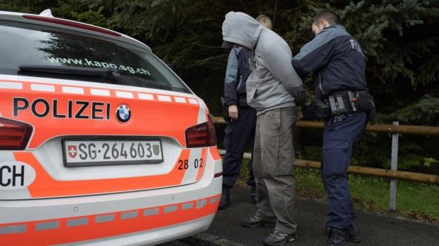 Straftaten vorhersehen – das Ziel von «Predictive Policing»