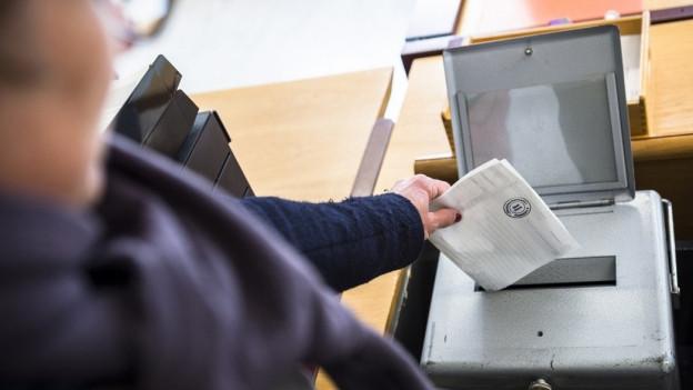 Im Kanton Thurgau sind am 10. Februar kommunale Gesamterneuerungswahlen.