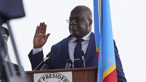 Félix Tshisekedi: Der neue Präsident von Kongo-Kinshasa.