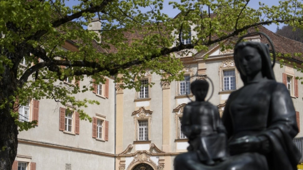 Der Sitz des Bistums Chur