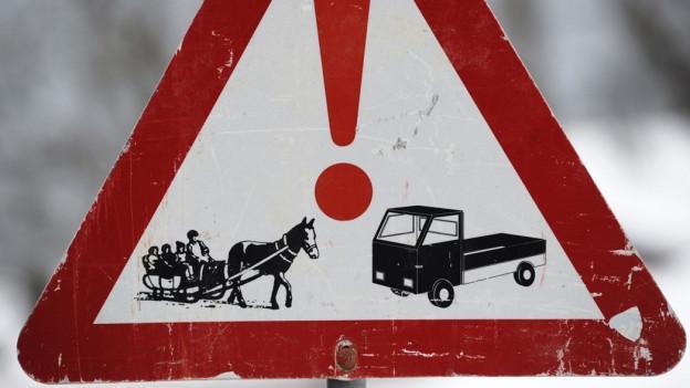 Verein soll Braunwald autofrei machen