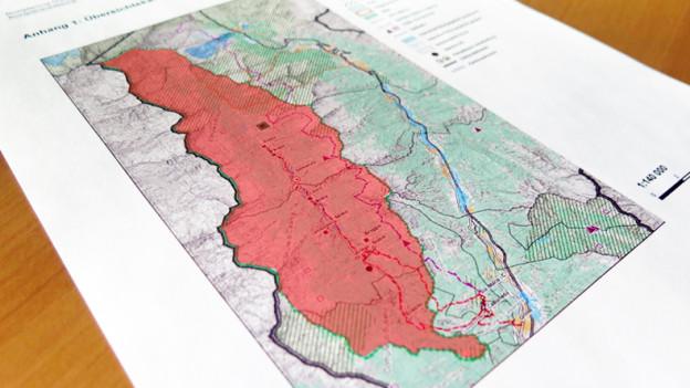 Abstimmung über Naturpark im Calancatal