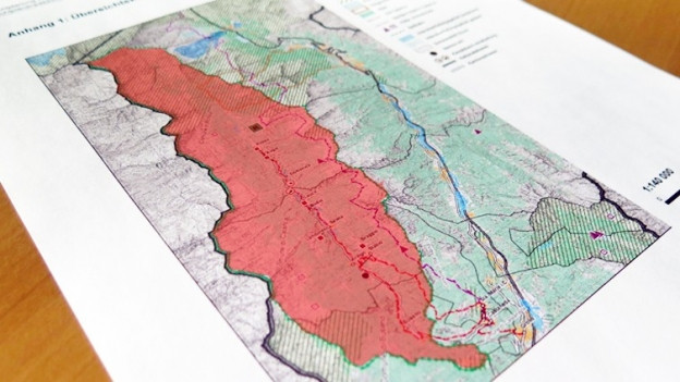 Calancatal - vierter regionaler Naturpark GR