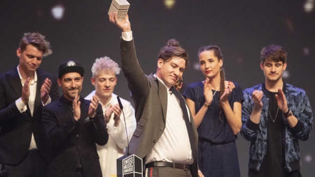 Marius Bear: Swiss Music Award 2019