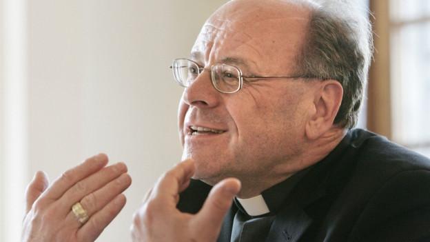 Im April soll ein neuer Bischof gewählt werden.