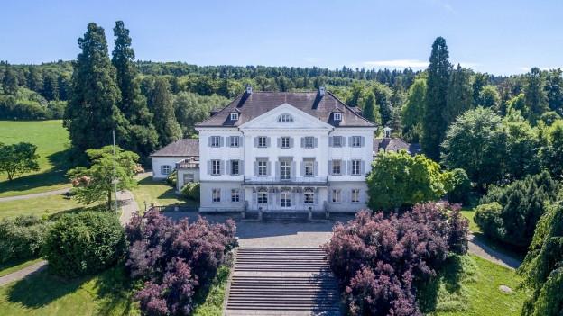 Das Schloss Eugensberg ist verkauft