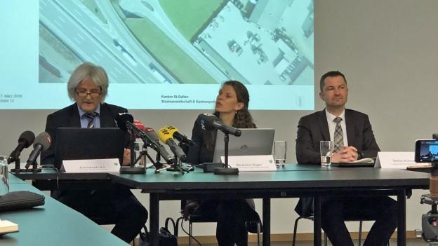 Medienkonferenz zum Fall Ylenia