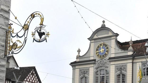 Rathaus Weinfelden